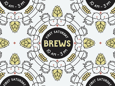 First Saturday Brews