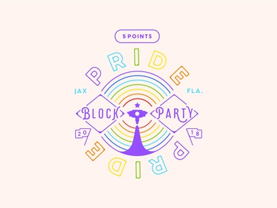 5 Points Pride 2018