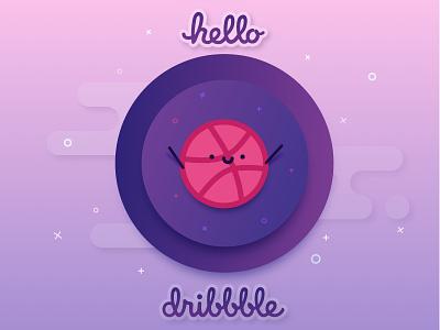 Hola! thanks invitation hello first shot design debut