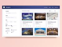 Hangar Rental App