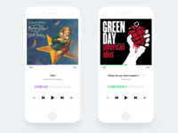 Daily UI 009 Music Player