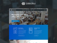IT Management web design