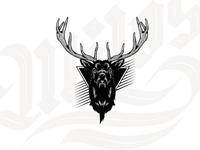 Dribbble Deer