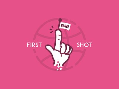 Hello world!! first shot tapekingkong thanks dribbble debuts