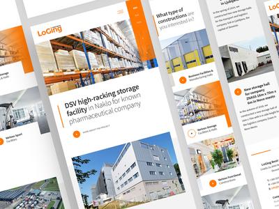 Loging Rent Mobile mobile webdesign clean photoshop web responsive ux ui website design drawingart