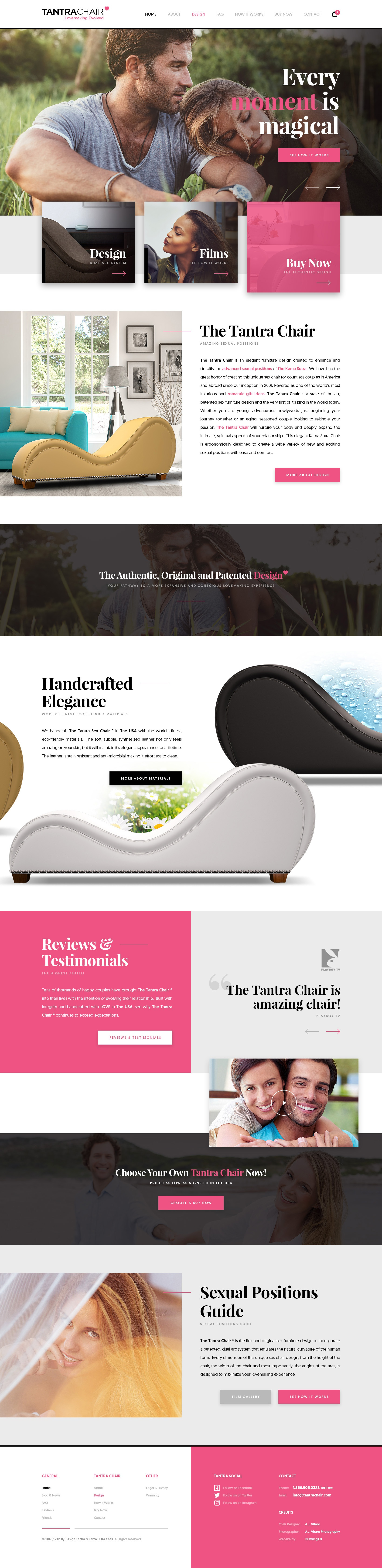 Tantrachair2017 home · The Tantra Chair  sc 1 st  Dribbble & Miro Koljanin / Projects / The Tantra Chair - Dribbble