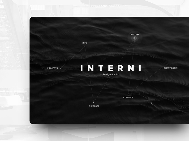 Interni design studio by miro drawingart on dribbble for Interni design studio