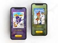 Cartoons App