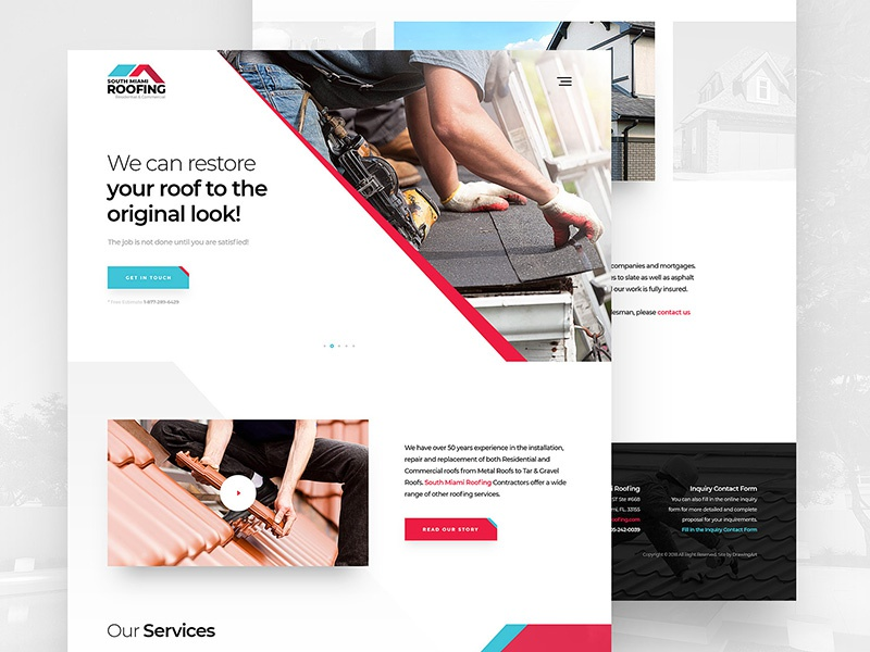 Southmiamiroofing dribbble 800