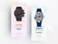 Watches App