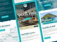 Swell Bali Mobile