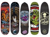Santa Cruz - Various boards 2