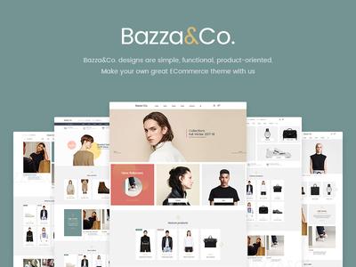☞ Bazza&Co. — the best Opencart 3 framework