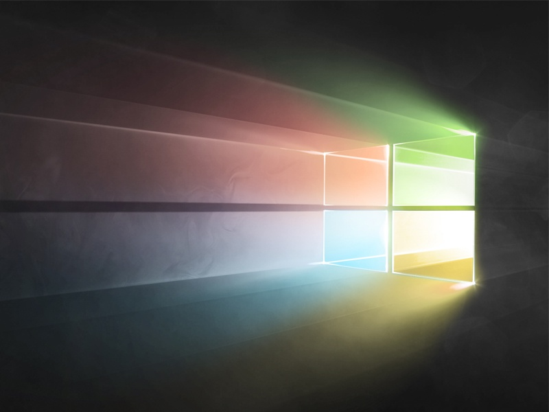 Windows 10 Wallpaper Colored By Sameed Khan Dribbble