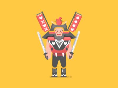 Samurai Tinder Vongolar