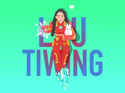 Tiwing MY LOVE ❤️