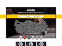 Secim 2019 Website Design