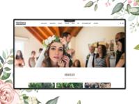 Dugun Hikayemiz Website Design