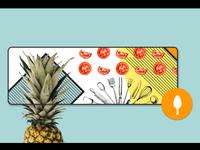 Onedio Categories Facebook Cover Design