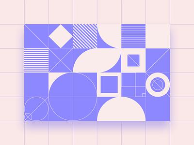 Artboard pattern ux design ui design drawing illustration minimal design research