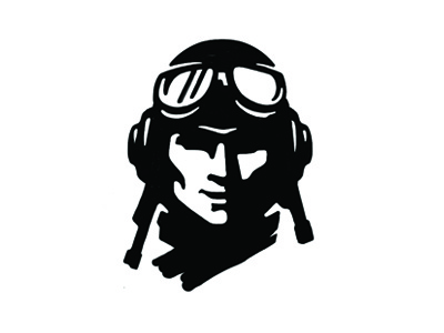 Fighter Pilot Icon by Himanshu Sharma on Dribbble