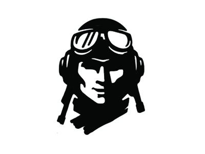 Fighter Pilot Icon  pilot ww2 fighterpilot p-40 pilotstudio