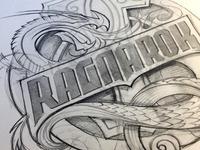 Board Game Cover Sketch