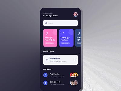 Redesign Pixel Website