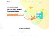 Doman website
