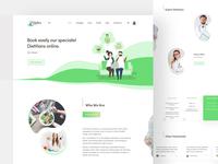 Nutrition Centre Website