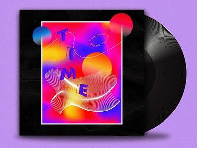 """TIME"" COVER ART REDESIGN cover design cover art redesign web animation branding illustration design"