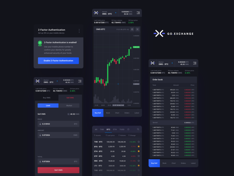 GO.Exchange Mobile