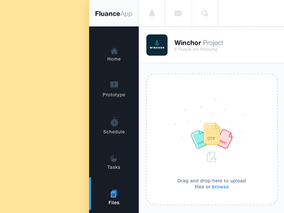 Fluance App