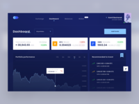 Coinzy Dashboard 💎