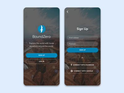 Daily UI 001 - Sign Up ui dailyui daily ui 001 sign up