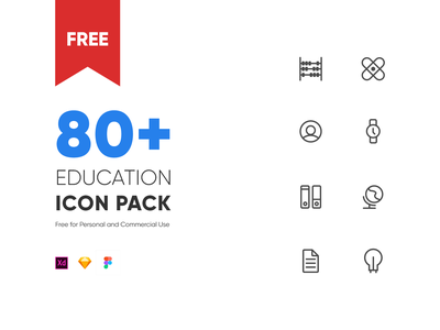 Free Education Icon Pack vector knowledge education pack freebie download free flat design minimal dribbble nepal icon set iconography icondesign icons icon