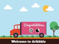 Welcome to Dribbble II