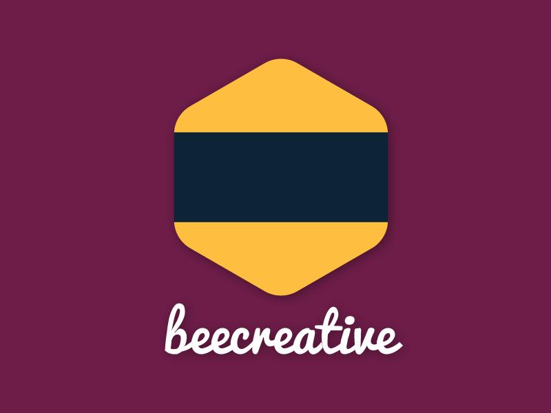 BC Mobile App hi-res karkhana nepal creative education app logo hive bee