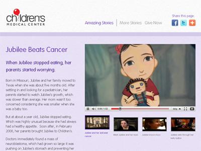 Stories Website website story children video