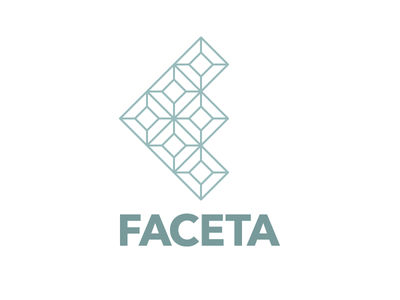 Faceta Multi logo brand