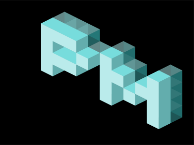 PM Concept pixels logo