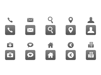 Mobile Icons mobile icons