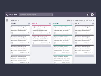 Dashboard Concept concept dashboard software