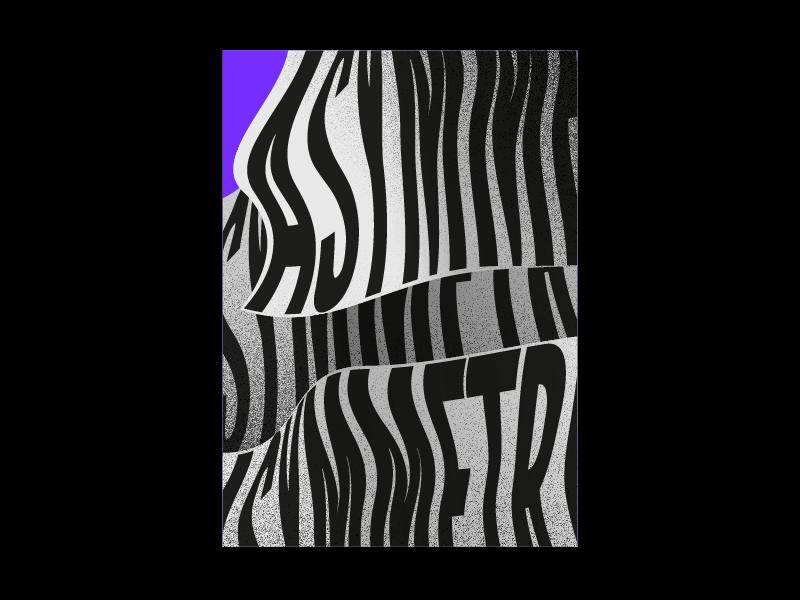 A branding angelosbotsis athens minimal type poster design asymmetry