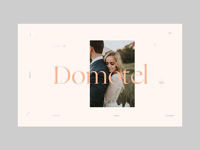 7PM eventplanning website minimal uiux events weddings angelosbotsis webdesign 7pm