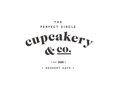 New Branding for Cupcake shop