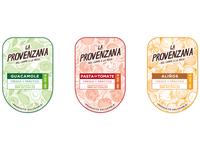 La Provenzana label system