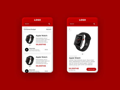 Ecommerce Product Detail