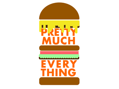 Pretty Much Everything pretty much everything draplin illustrator vector