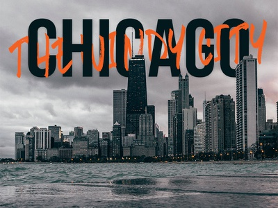Chicago - The Windy City sears tower photoshop chicago